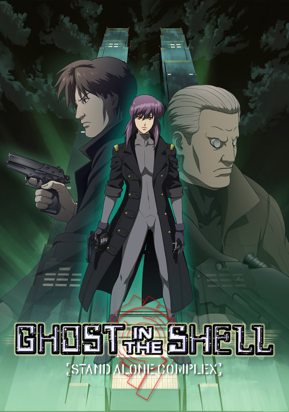 Ghost In The Shell Stand Alone Complex Ger Sub